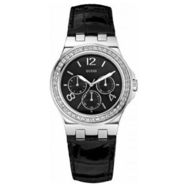 Часы наручные женские на ремешке guess американские Guess W13090L1